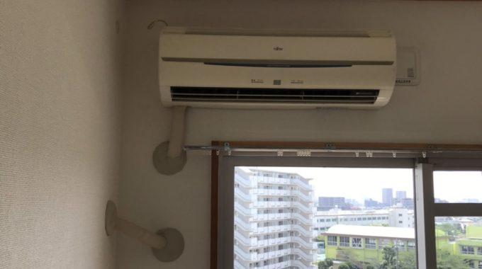 エアコン設置 リフォーム 高砂 マンション